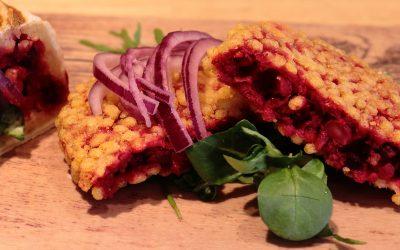 Wrap Rote Beete (vegan)